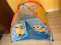 Despicable Me Minion Play Tent