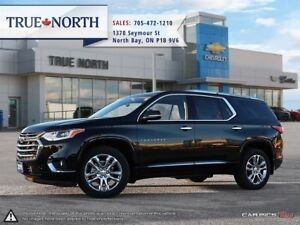 2019 Chevrolet Traverse HIGH COUNTRY 4-Free Oil Lube & Filter Se