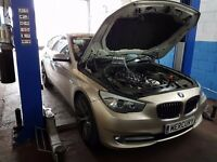 DPF Servicing + Remap