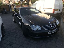 Amg look alike Mercedes sl500