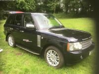 RANGE ROVER VOGUE TDV8 3.4 March 2009 - Excellent car with many extras - beautiful example