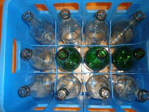 "Full Case Soda Bottles ""The Pop People"" from Oshawa ON - RARE !! Kitchener / Waterloo Kitchener Area image 7"