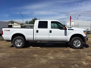 2013 Ford Super Duty F-250 4WD Crew Cab  XLT short box