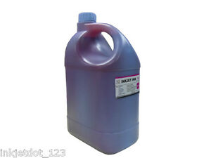 Gallon-Magenta-Bulk-Refill-ink-for-HP-Canon-Lexmark-Dell-Brother