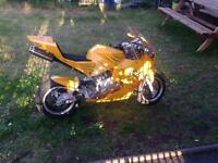 110cc midi Moto