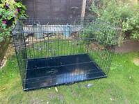 Xxl Dog Cage.