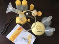 Medela Swing Breastpump - like new!