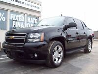 2010 Chevrolet Avalanche 1500 LT/20',HEATED LEATHER,