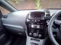 Vauxhall Zafira 5-Door 2014 / 47000/ 1.8