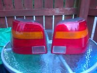 VW Golf Mk4 Tail lights £20 each ono