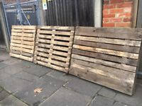 FREE wooden pallets!!!