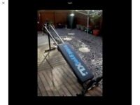 Total gym XLi home exercise equipment