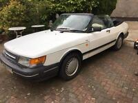 Saab 900 convertible for sale/swap