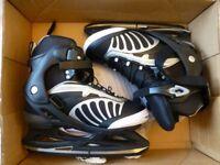 Spartan Mens Ice Skates as new, size 43 8.5