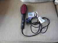 2 PAIRS HAIR STRAIGHTENERS