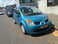 Renault modus 1.4 2005 MOT&TAX - bargain - damaged - not ford Honda Vauxhall Mazda salvage spares