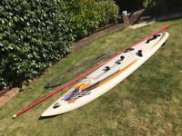 Sailboard F2 intermediate