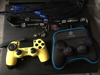 SCUF 4PS Controller and Gamers Accessory Bundle