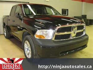 2009 Ram 1500 ST Quad New Goodyear Tires