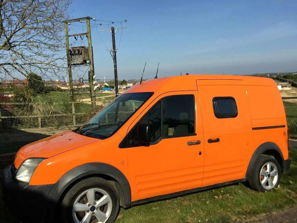Ford Transit Connect Camper >> Ford Transit Connect Camper Day Fishing Van Now Sold Sold Sold In Durham County Durham Gumtree