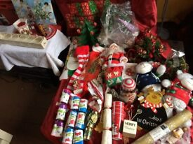 job lot of random christmas items in great condition