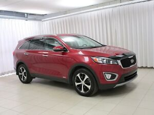 2016 Kia Sorento QUICK BEFORE IT'S GONE!!! EX T-GDi AWD SUV w/ H