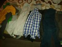 Boys 5-6 new and used clothes