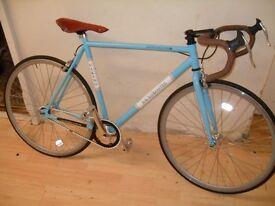 Viking Racemaster Retro Fixed racer bicycle