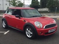 MINI HATCH 1.4 One 3dr (red) 2008