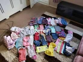 large bundle 6-9 month clothes