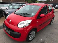 2006/06 CITROEN C1 1.0 RED 5 DR,GOOD CONDITION,LONG MOT APRIL 18,LOOKS AND DRIVES WELL
