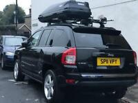 Jeep Compass 2.2 CRD Limited 4WD 5dr 2011