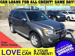 2011 Ford Escape XLT * LEATHER * AWD * HTD PWR SEATS