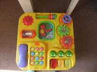 Little Activity Toy Table