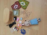 miniture dolls house bits