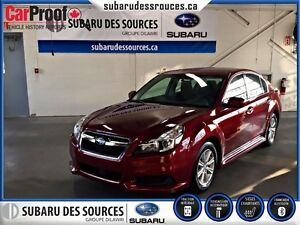 2013 Subaru Legacy Sedan 2.5 I at $129.99 / 2 Semaines