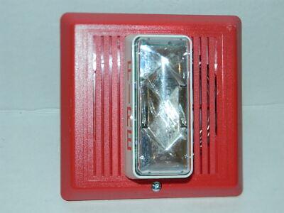 Edwards Est 757-7a-ss25 Fire Alarm Horn Strobe