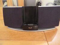 Klipsch iGroove SXT - iPod/iPhone 4 Docking station speaker