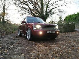 2002 - Land Rover Range Rover - 3.0 - Td6 - VOGUE - BMW Engine - Auto - 4-Door - Rangerover - 4x4