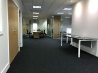 Modern Offices with Parking (inclusive of all rates & utilities) - Riverside