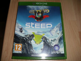 steep game for xbox 1
