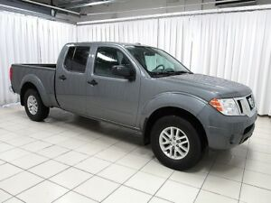 2017 Nissan Frontier 4.0SV 4X4 4DR