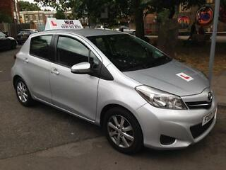 Driving lessons only 17:50 in paddington area