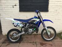 Yamaha yz 85 small wheel