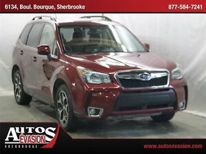 2014 Subaru Forester VENDU, SOLD MERCI