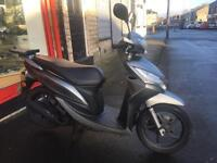Honda Vision 50cc Scooter/Moped. 9k miles with FSH + 12 month MOT