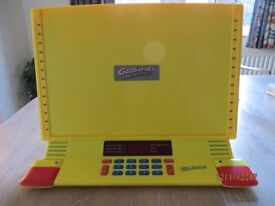 GeoSafari Electronic Learning Game Vintage