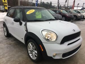 2013 Mini Cooper Countryman mini cooper awd countryman