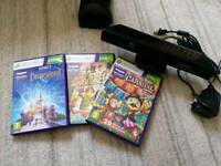 XBox 360 kinect+ games