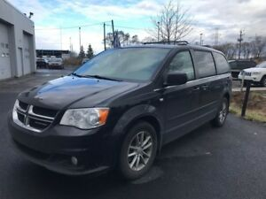 2014 Dodge Grand Caravan 30th SXT PREM DVD+NAV+CAM DE RECUL+STOW